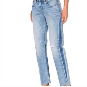 Levi's 501 Two-Toned Jeans
